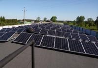 Odnawialne źródła energii słonecznej w TOBO