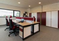 TOBO Meble biurowe Noter: biurka na stelażach metalowych, kontenery, przegrody biurkowe, szafy biurowe, krzesła biurowe