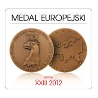 Europamedaille 2012