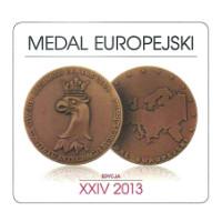 Europäische Medaille 2013