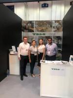 TOBO at the INDEX trade fair in Dubai